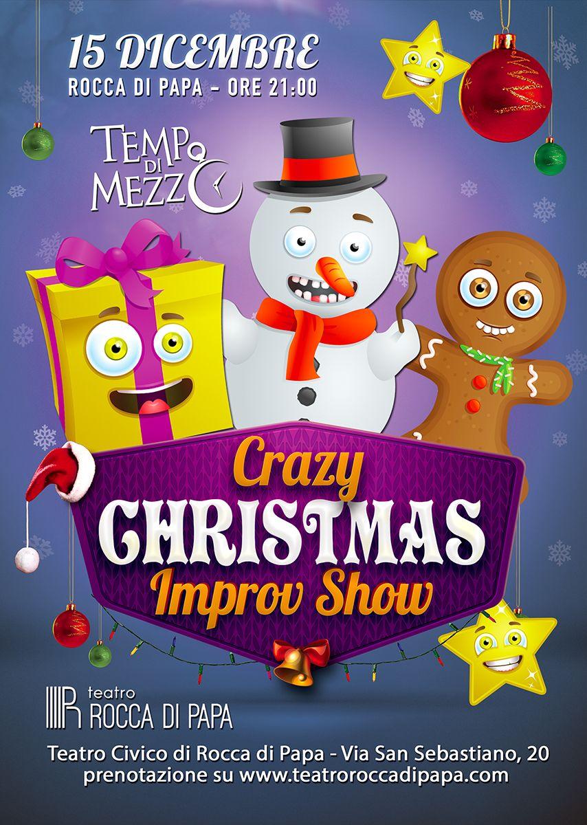 CRAZY CHRISTMAS IMPROV SHOW