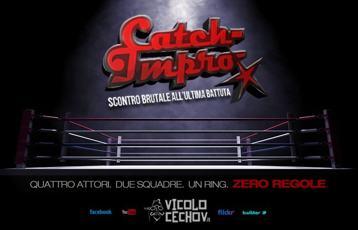 Catch Impro - Scontro brutale all'ultima battuta