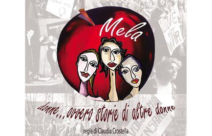 Mela... Donne, ovvero storie di altre donne