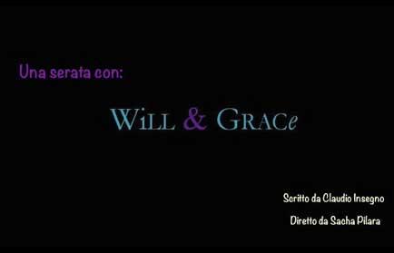 Una serata con Will e Grace